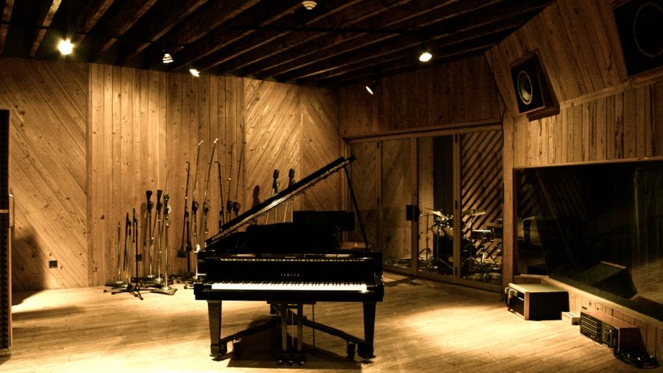 Studio B Live Room