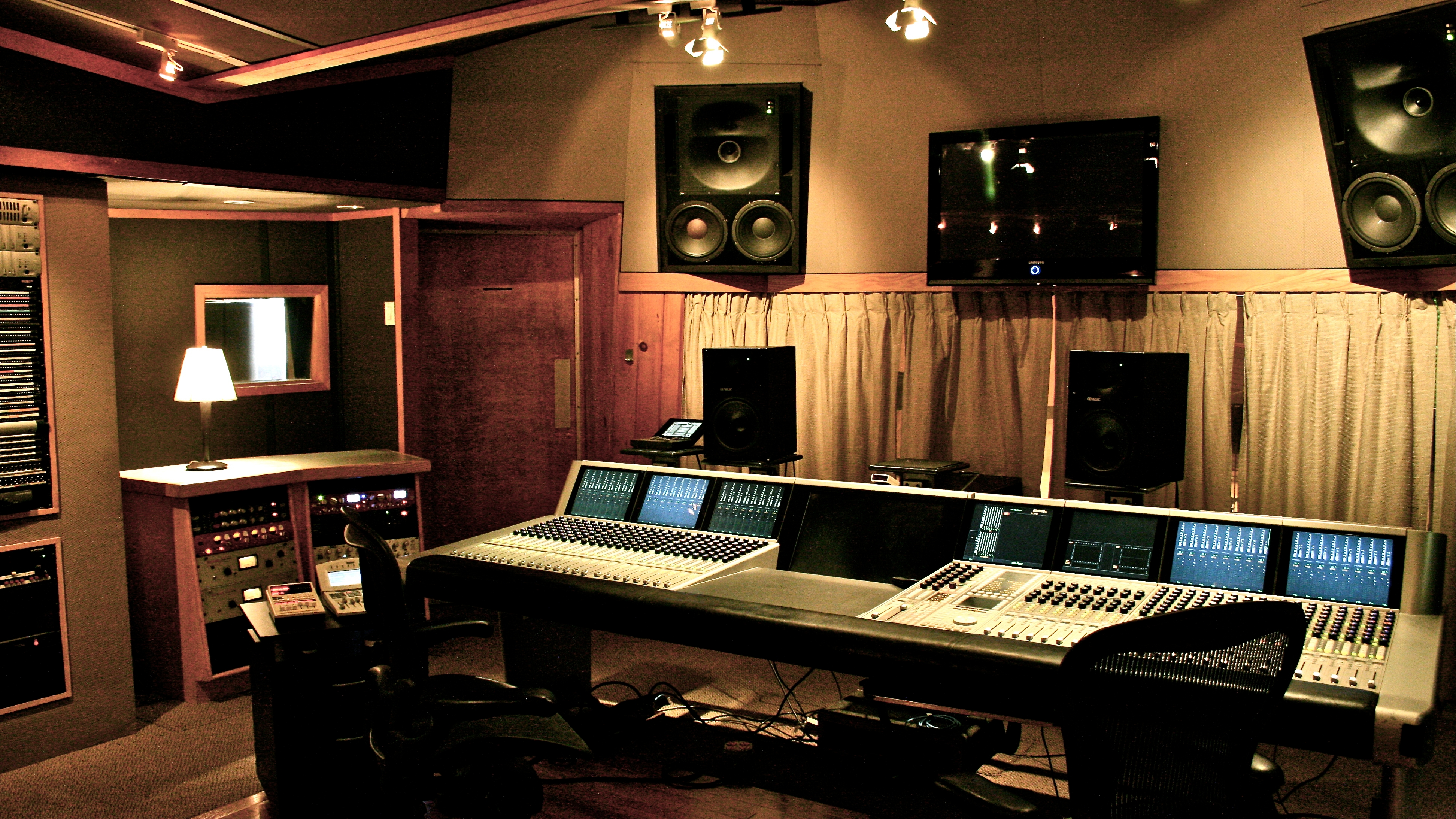 Fine Msr Studios The Premier Recording Studio Of New York City Largest Home Design Picture Inspirations Pitcheantrous