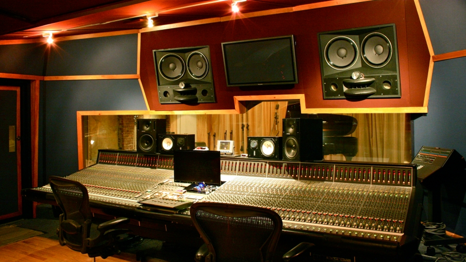Superb Msr Studios The Premier Recording Studio Of New York City Largest Home Design Picture Inspirations Pitcheantrous
